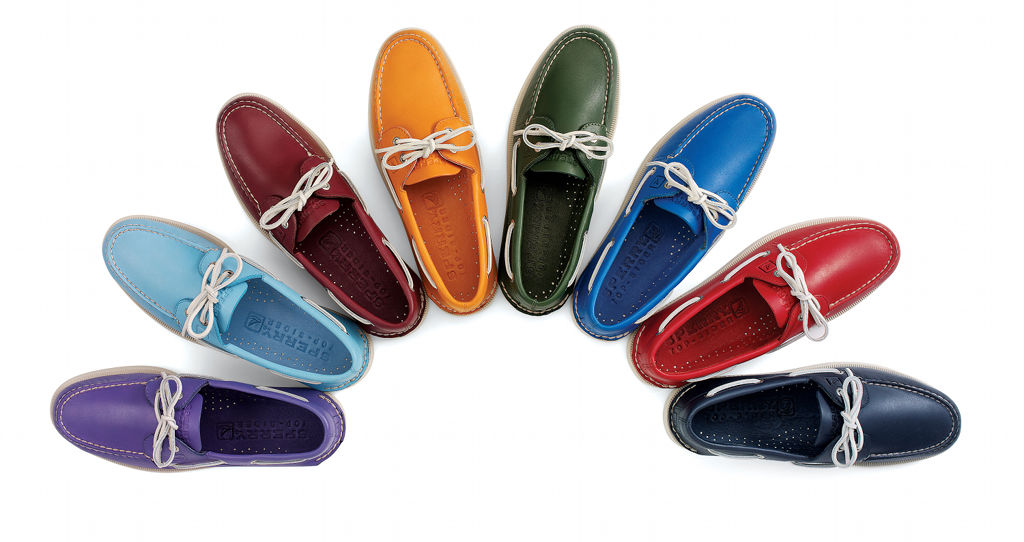 Sperry Top-Sider Color Pack Group (2)