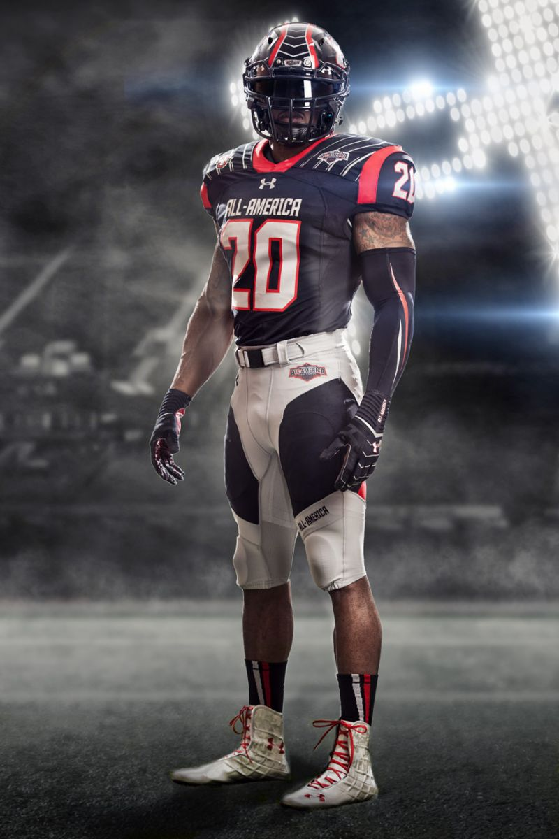 2013 Under Armour All America Game Uniforms And Cleats
