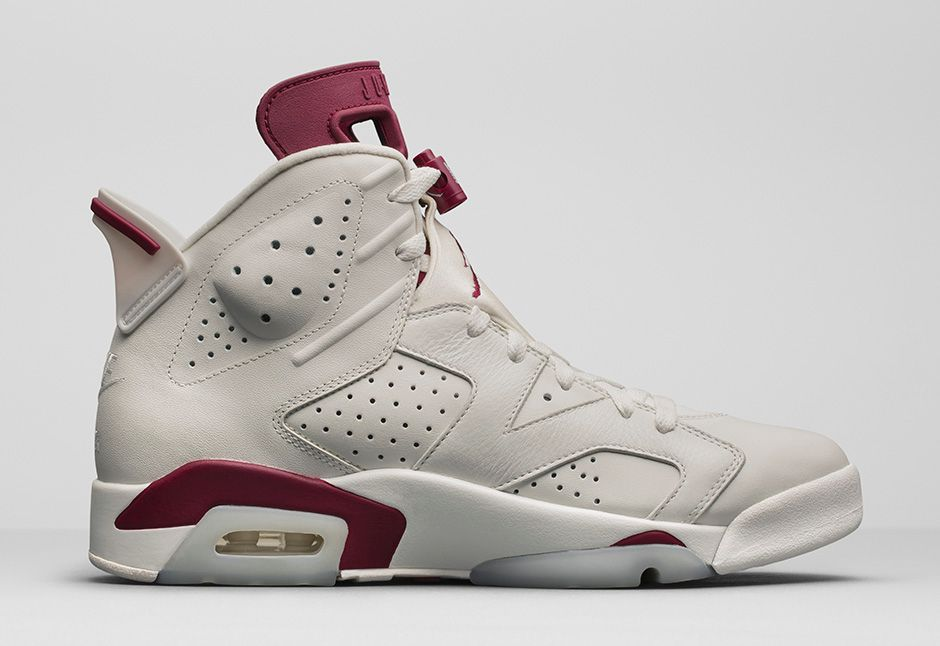 744267a65f6a Nike s Doing an Online Drawing for  Maroon  Air Jordan 6s