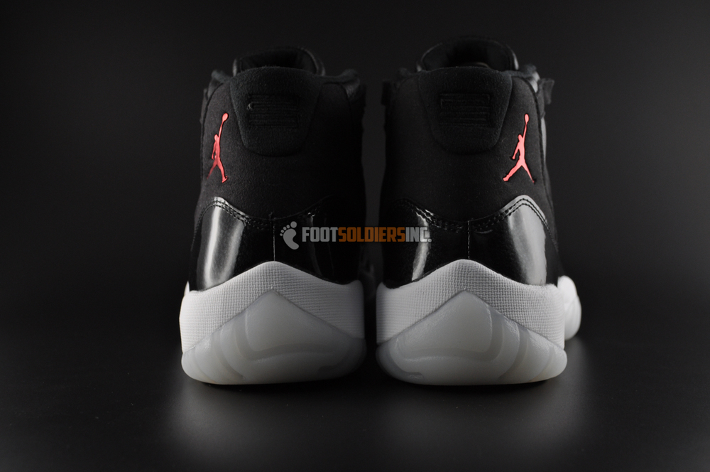 outlet store 00055 956af Air Jordan XI 11 72-10 Holiday Release Date 378037-002 (2)
