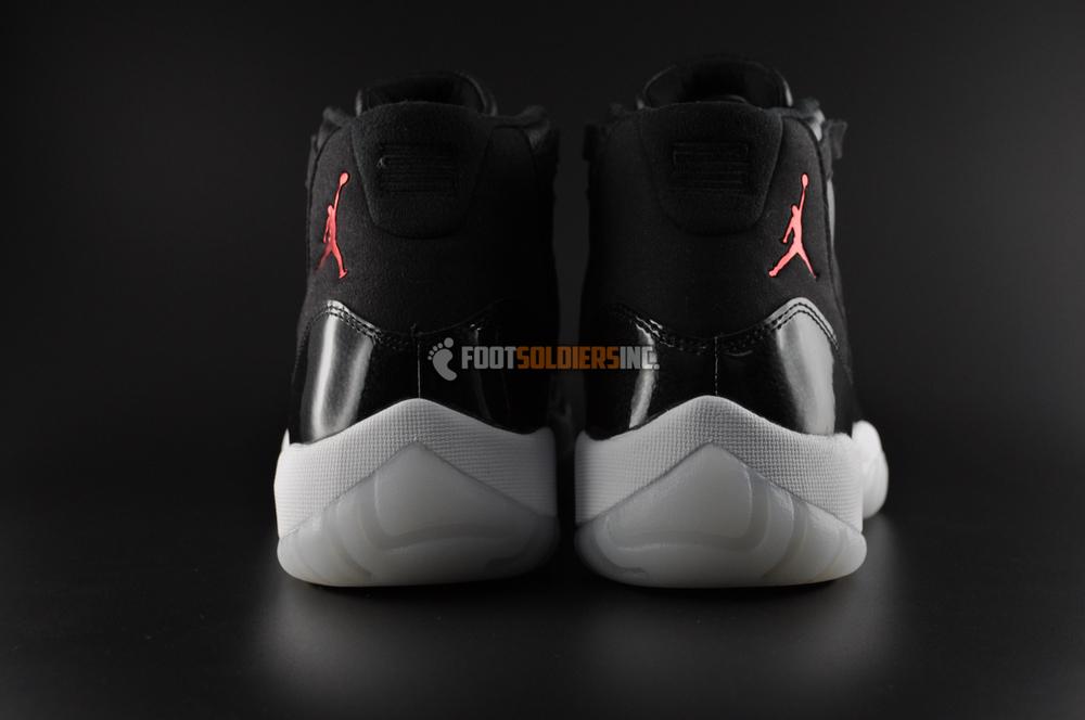 8ddb7252f4c Air Jordan XI 11 72-10 Holiday Release Date 378037-002 (2)