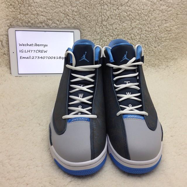 quality design 5e806 6cbdb Jordan Dub Zero Obsidian Grey 311046-007 (3)