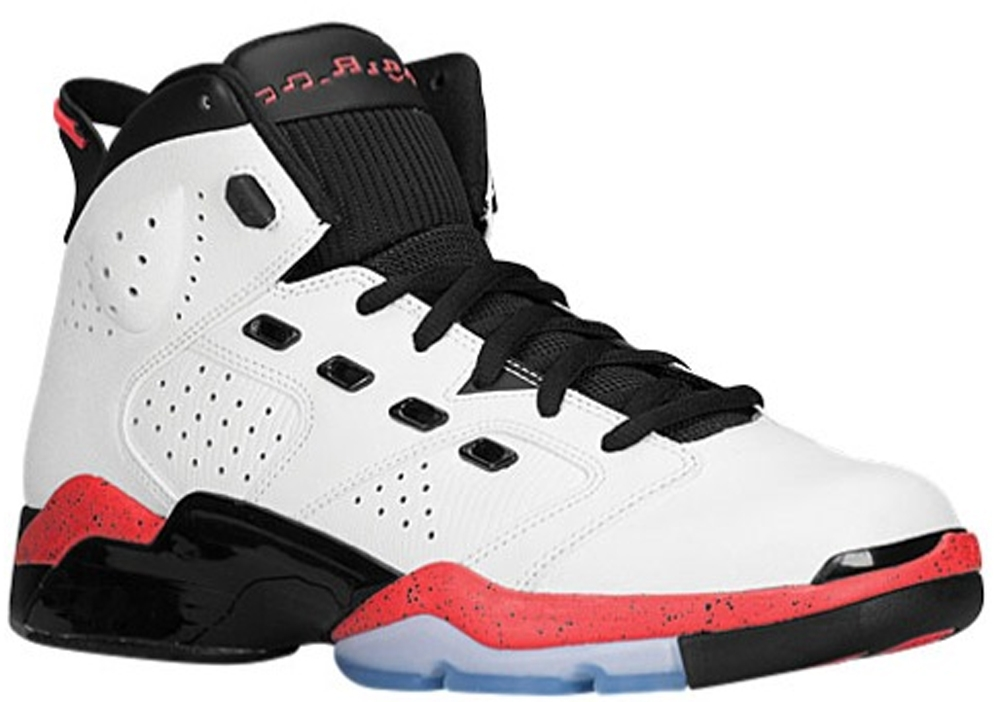 Jordan 6-17-23 White/Infrared 23-Black