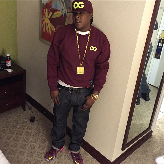 best service d6e49 d9a7f ... purchase jadakiss wearing nike lebron xii 12 double helix a20fe d64ab