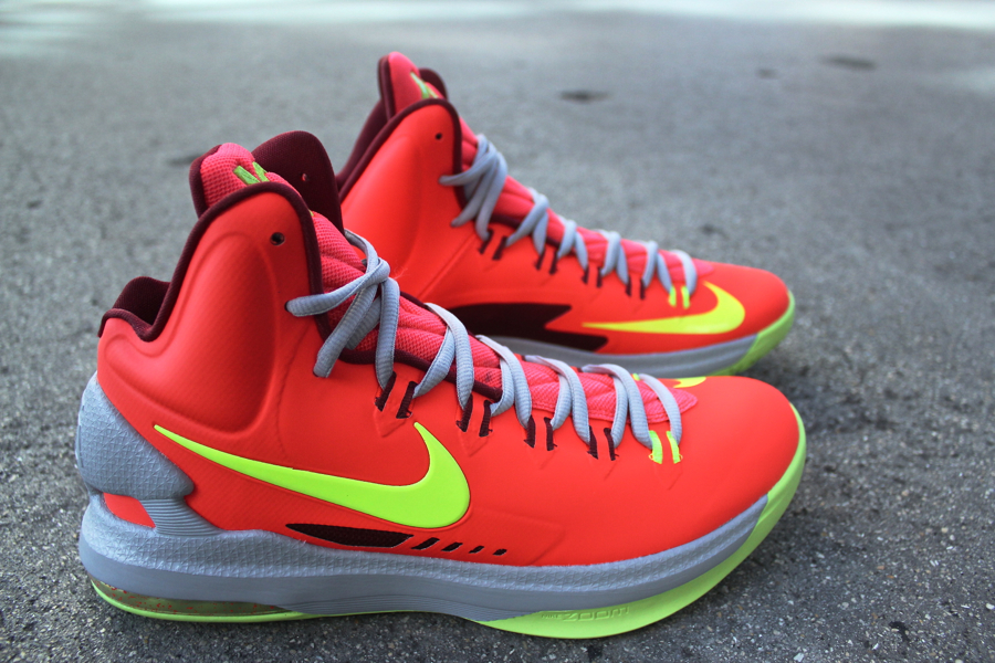 sale retailer 91ba2 a1e2d Releasing next week will be the most anticipated KD V colorway yet,  inspired by Durant s DMV roots.