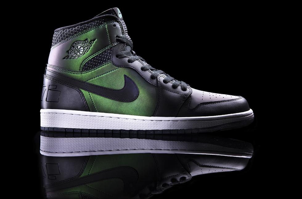 buy online ea2bc b6380 The Nike SB x Jordan 1 By Craig Stecyk   Sole Collector