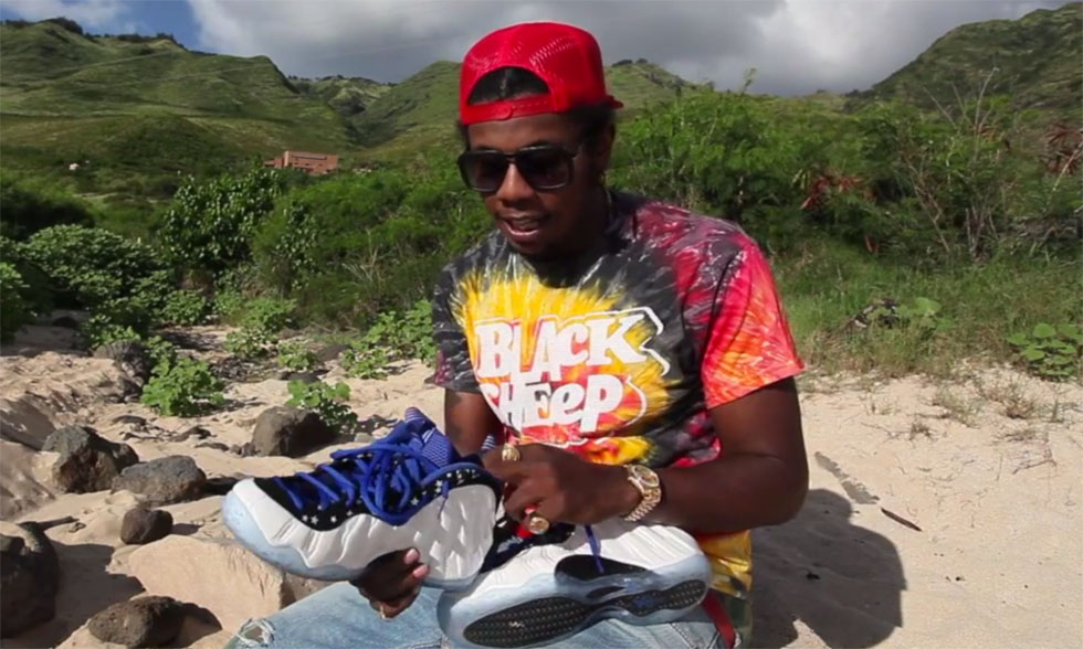 Trinidad James Presents: Camp James '1st and 15th' Episode 17