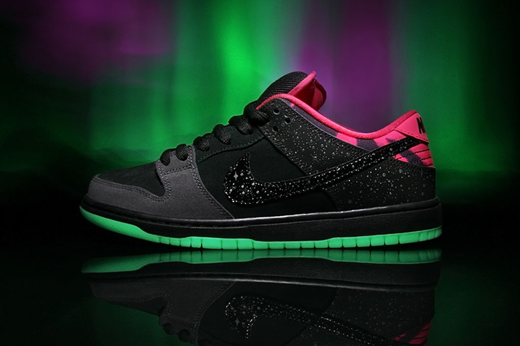 Release Date  Premier x Nike SB Dunk Low Premium  Northern Lights ... 867e9b2738