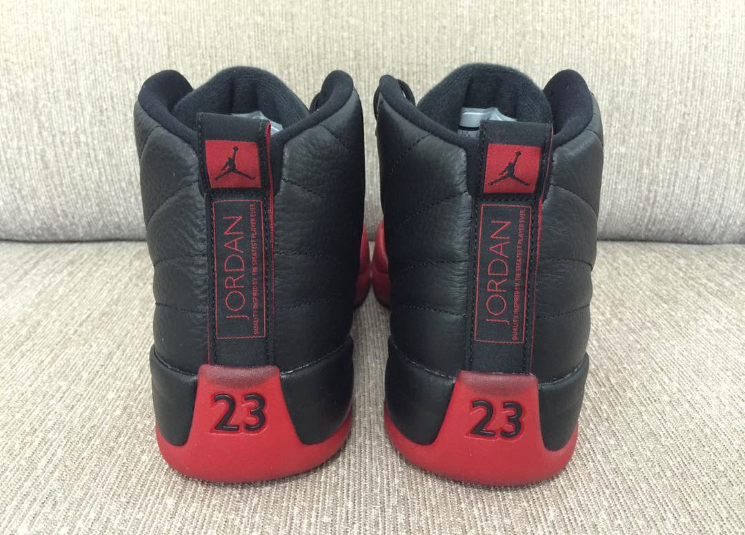 ca279a382f28 Release Date  Air Jordan 12  Flu Game  2016 Retro