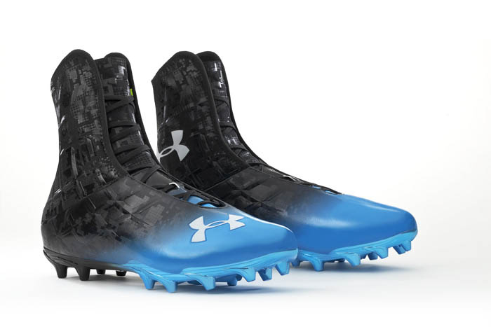 35c3fcad8fe6 Under Armour Highlight - Cam Newton's Football Cleats | Sole Collector