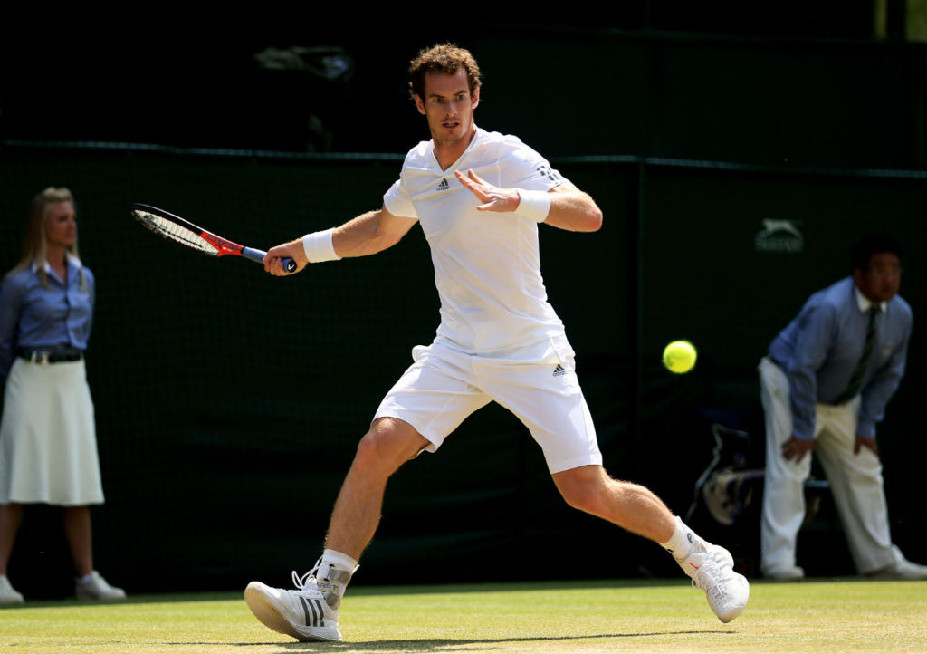 Andy Murray Wins Wimbledon In The adidas Barricade 7.0 (3)