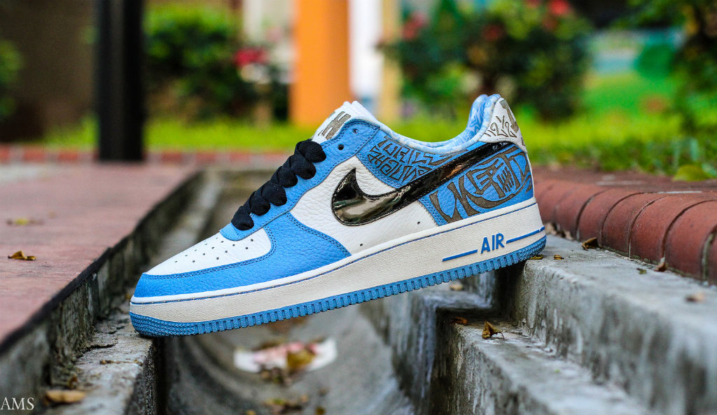 Spotlight // Pickups of the Week 9.1.13 - Nike Air Force 1 Premium Entourage by tocracy