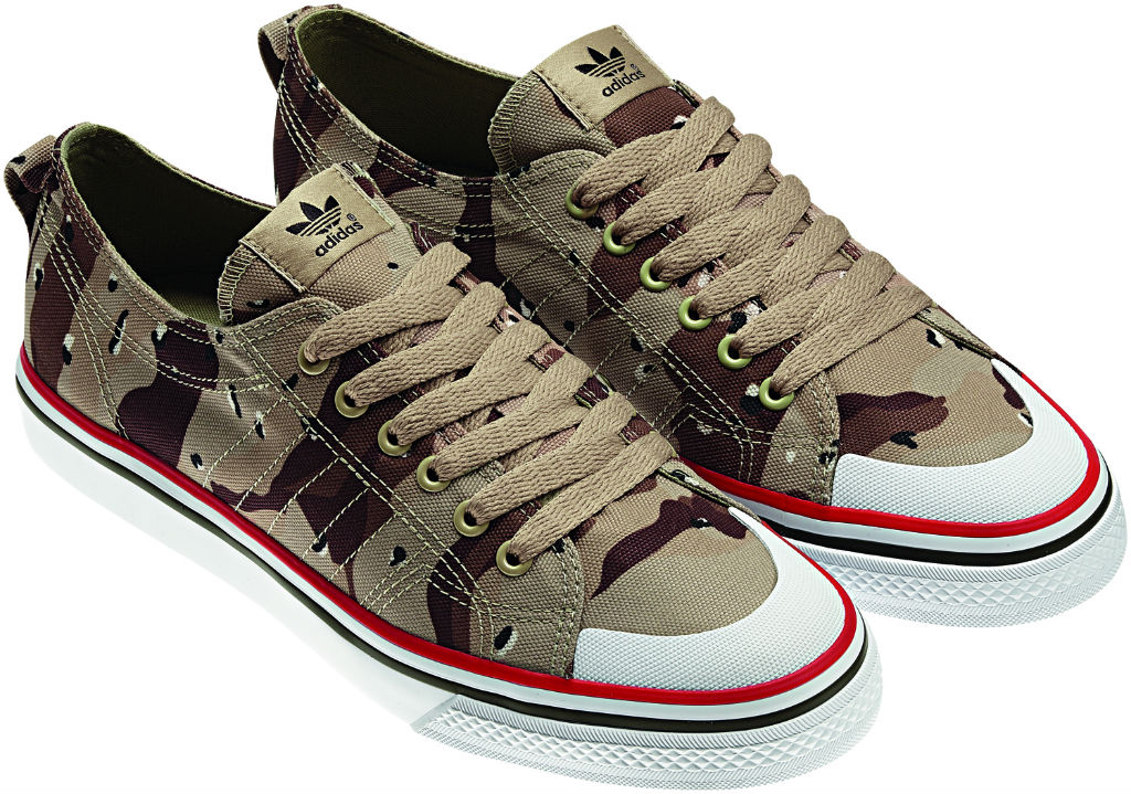 adidas Originals Camo Pack - Spring/Summer 2013 - Nizza Classic 78 Low Q20360 (2)