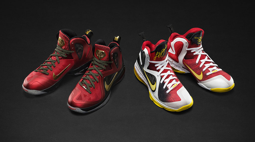 Nike LeBron 9 Championship Pack Official (10)