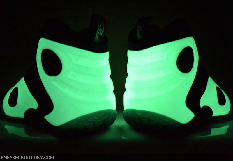 Nike Zoom Rookie LWP Glow in the Dark 472688-101 B