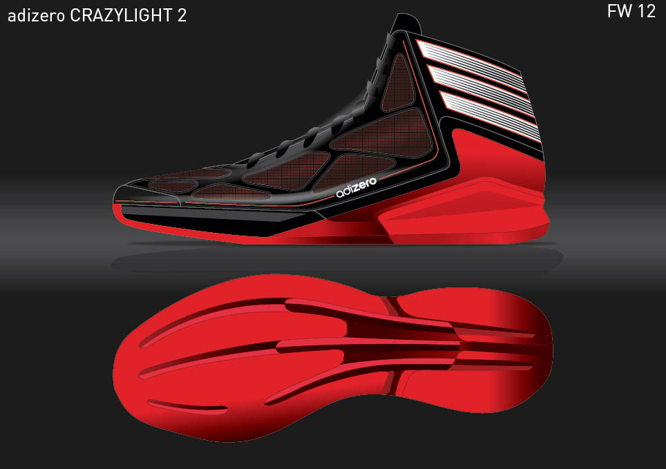 adidas adiZero Crazy Light 2 Sketch (13)