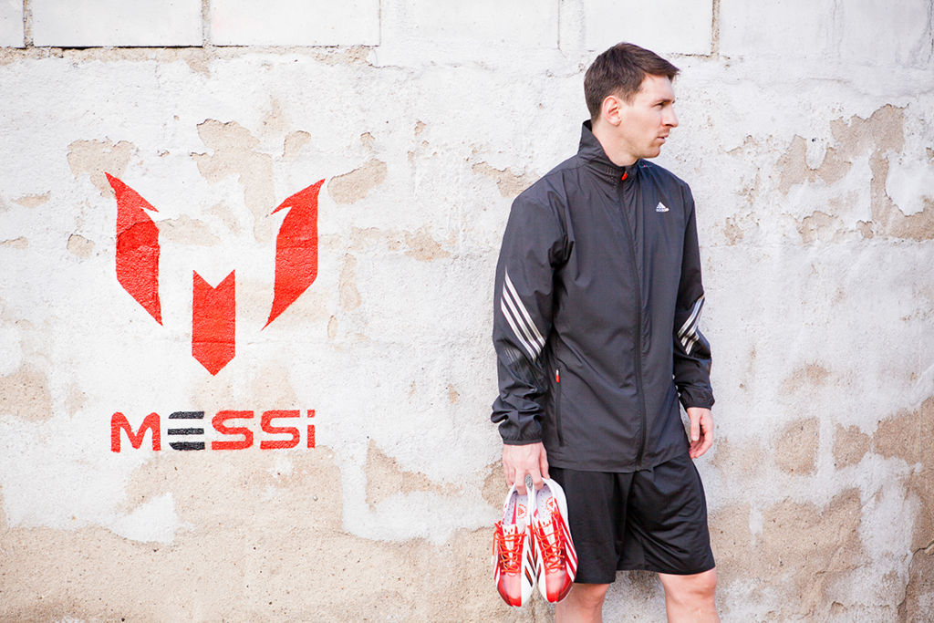 Signature adizero F50 Cleat Highlights New Lionel Messi adidas Collection (1)