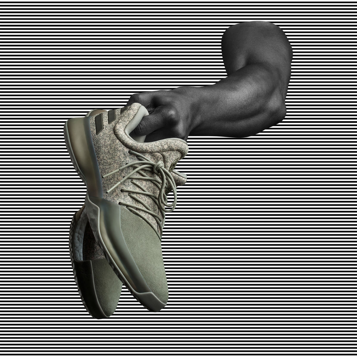 Adidas Harden Vol. 1 Cargo Front BW0550