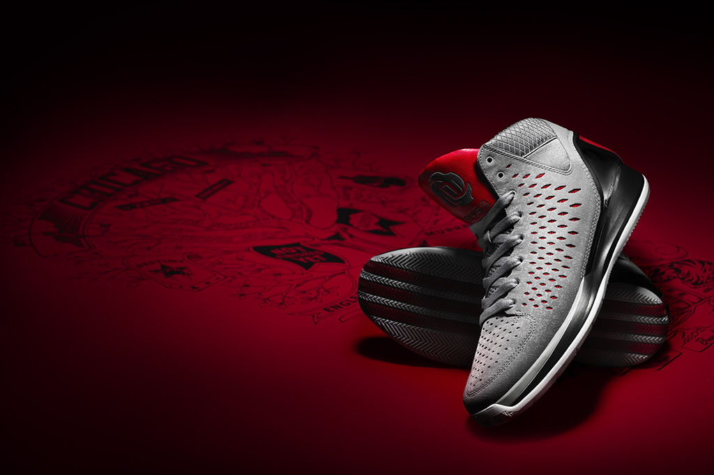 adidas D Rose 3 Aluminum Black Light Scarlet G48810 (1)