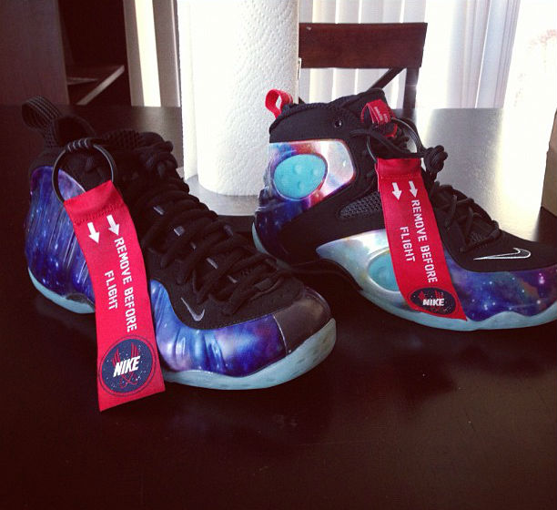 Sole Collector x Nike Zoom Rookie Galaxy Release Recap - thekoalakives