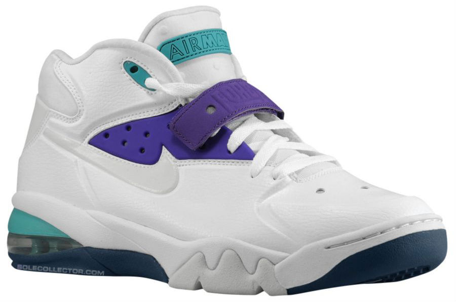 Nike Air Force Max 2013 Grape 555105-101 Release Date