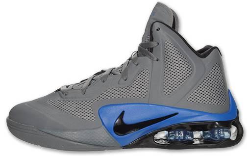 Nike Air Shox Hyperballer - Grey Blue  27603c546
