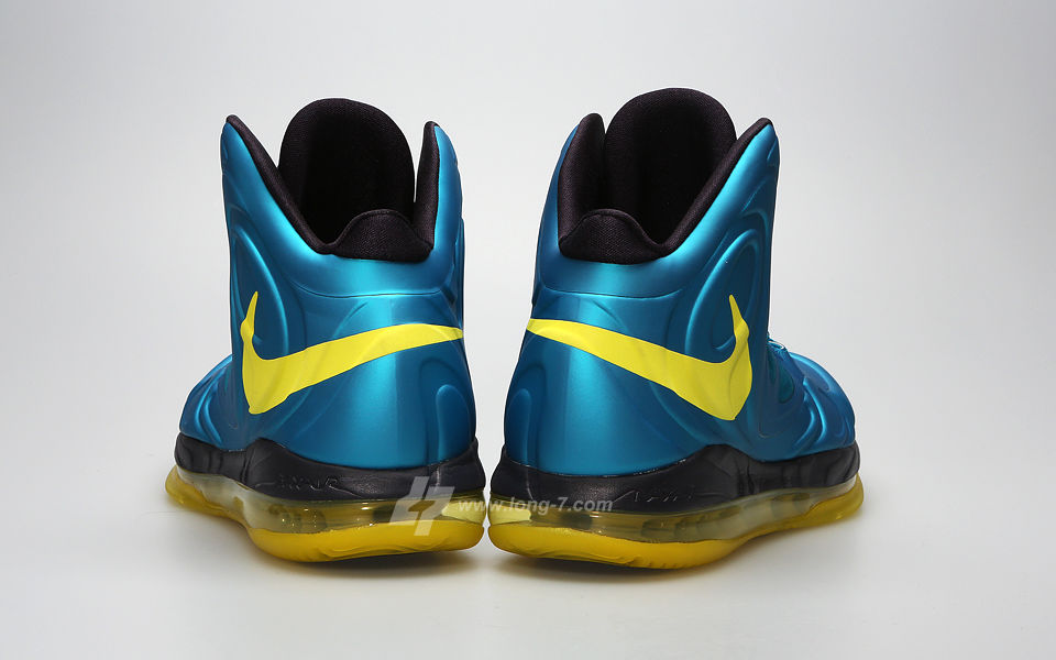 Nike Air Max Hyperposite Teal Yellow 524862-303 (4)