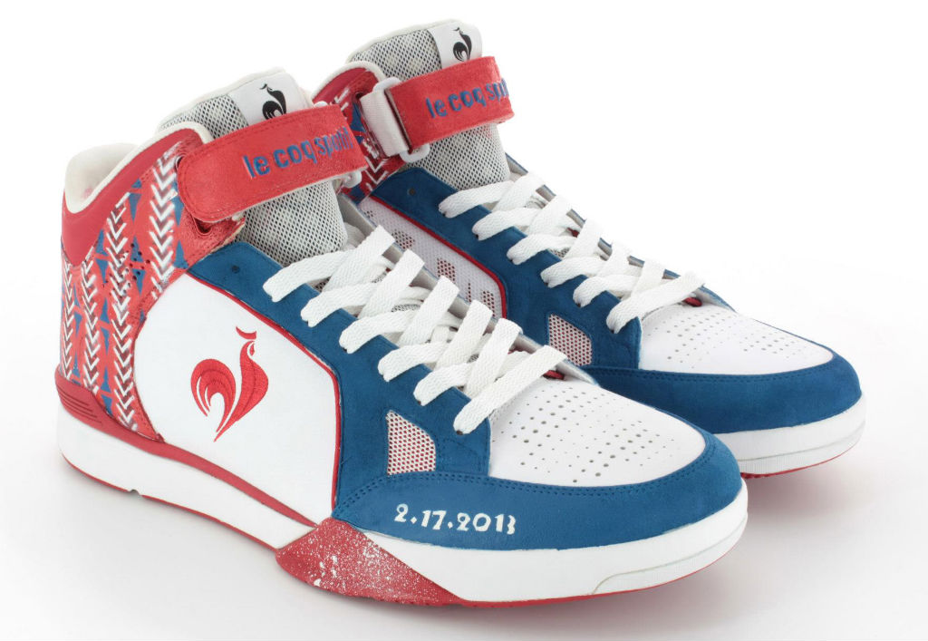 le coq sportif joakim noah 3 0 all star sole collector. Black Bedroom Furniture Sets. Home Design Ideas