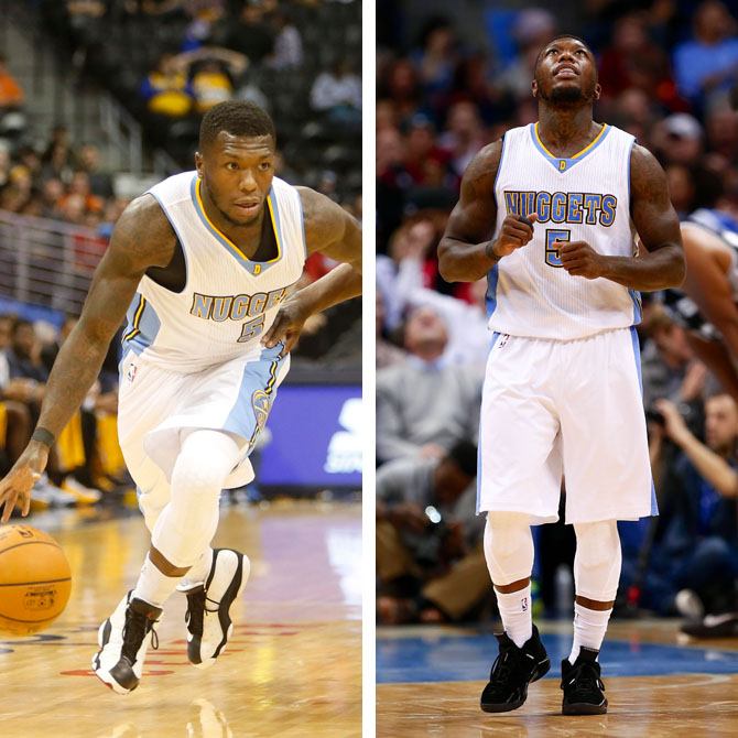 #SoleWatch NBA Power Ranking for December 21: Nate Robinson