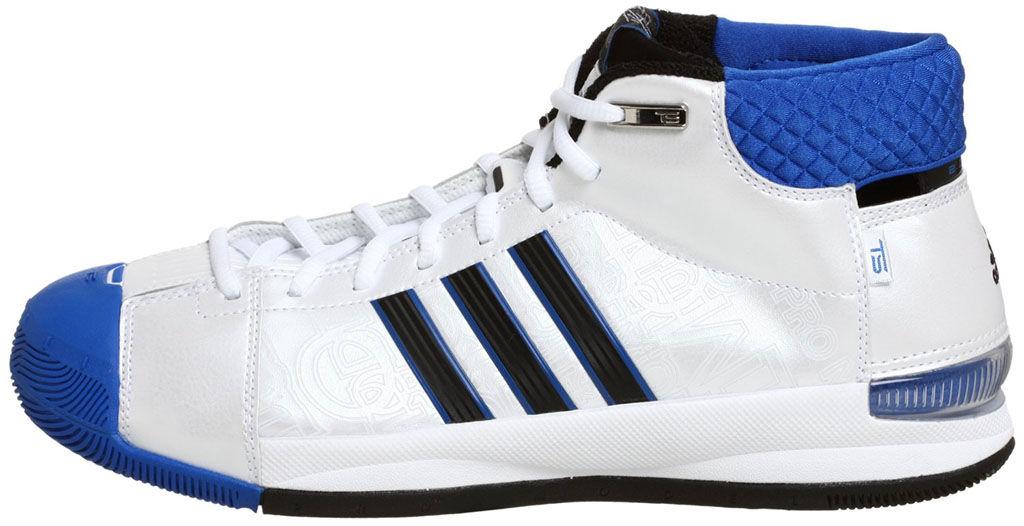 Dwight Howard s Orlando Magic adidas Sneaker History - TS Pro Model Home (1) 4ccd61eb7