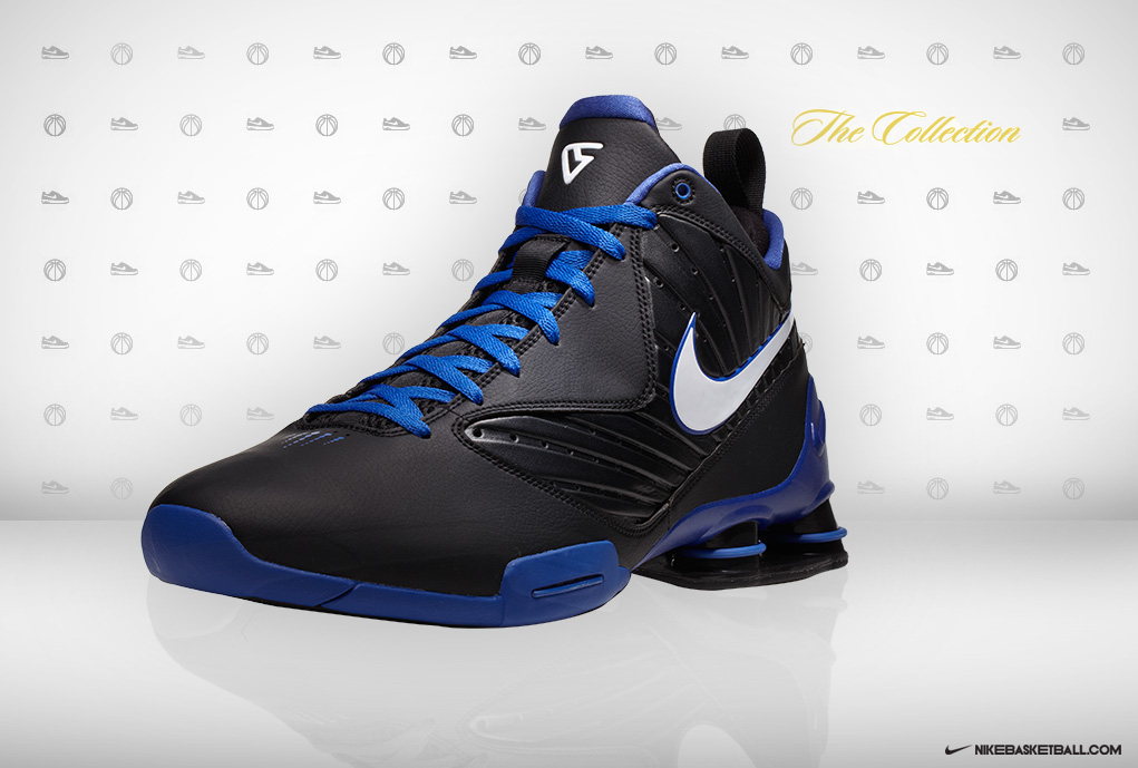 54488e726c3d ... Nike Shox BB Pro Vince Carter Player Exclusive ...
