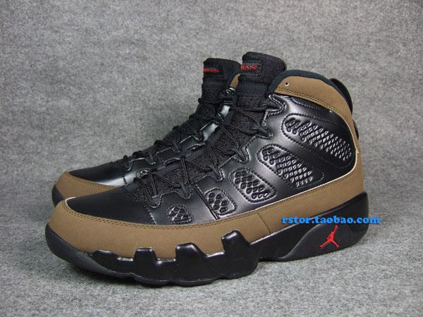 huge discount 24314 ca5fb Air Jordan Retro 9 - Olive | Sole Collector