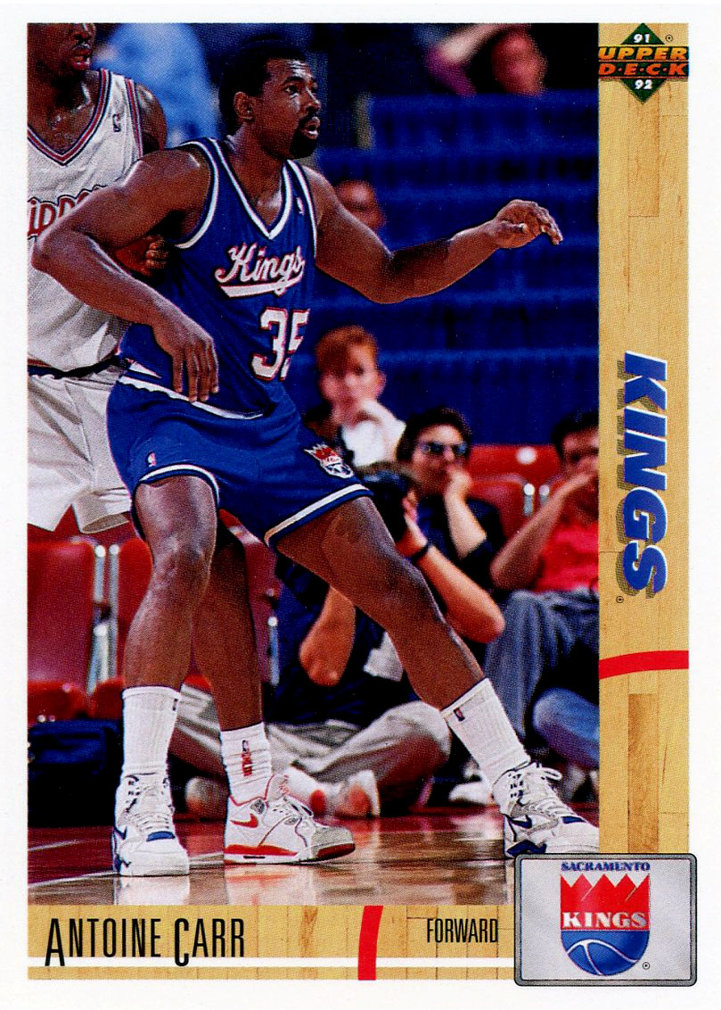 Kicks on Cards Sacramento Kings Retrospective