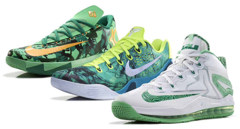 Nike Basketball 2014 Easter Collection