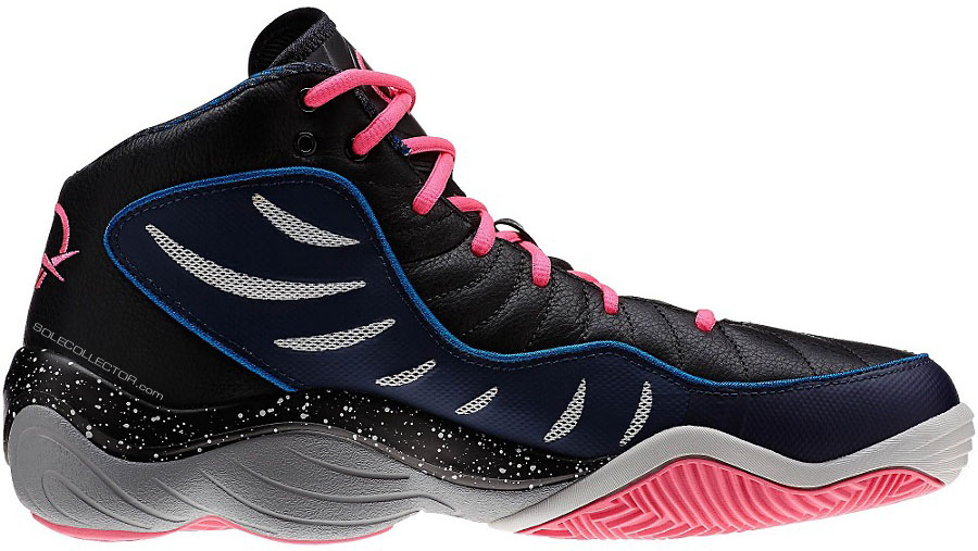 Reebok Answer XIV 14 Black/Navy-Pink (3)
