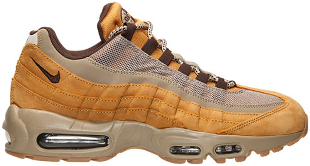 Nike Air Max 95 Mustard | Model Aviation
