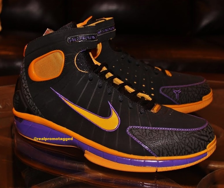 45f338f1c722 Nike Huarache 2K4 Retro 2016 Kobe Bryant SC Spotlight Pickups of the Week  12.8.2014 Sole Collector ...