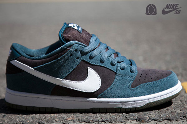 0885cd118c71 best price nike sb dunk low pro black new slate fe808 20b1f  real nike  skateboarding continues to quietly celebrate their ten year anniversary  with a series ...