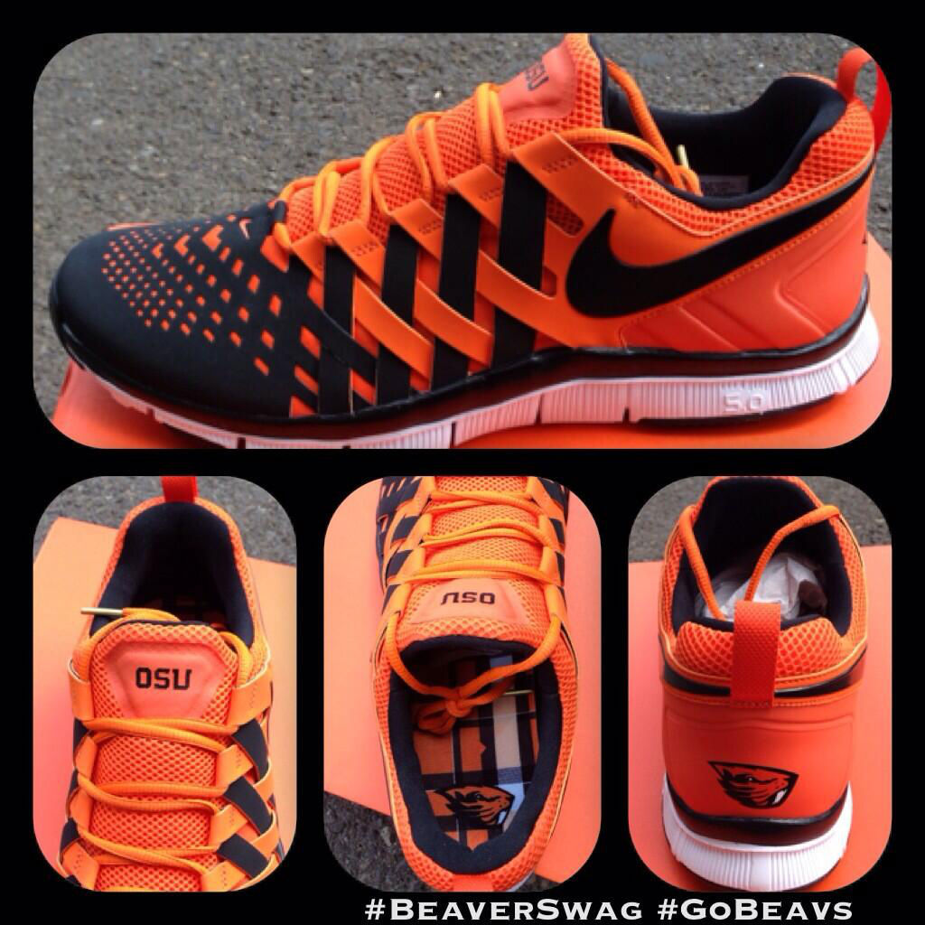 Nike Free Trainer 5.0 - Oregon State Beavers