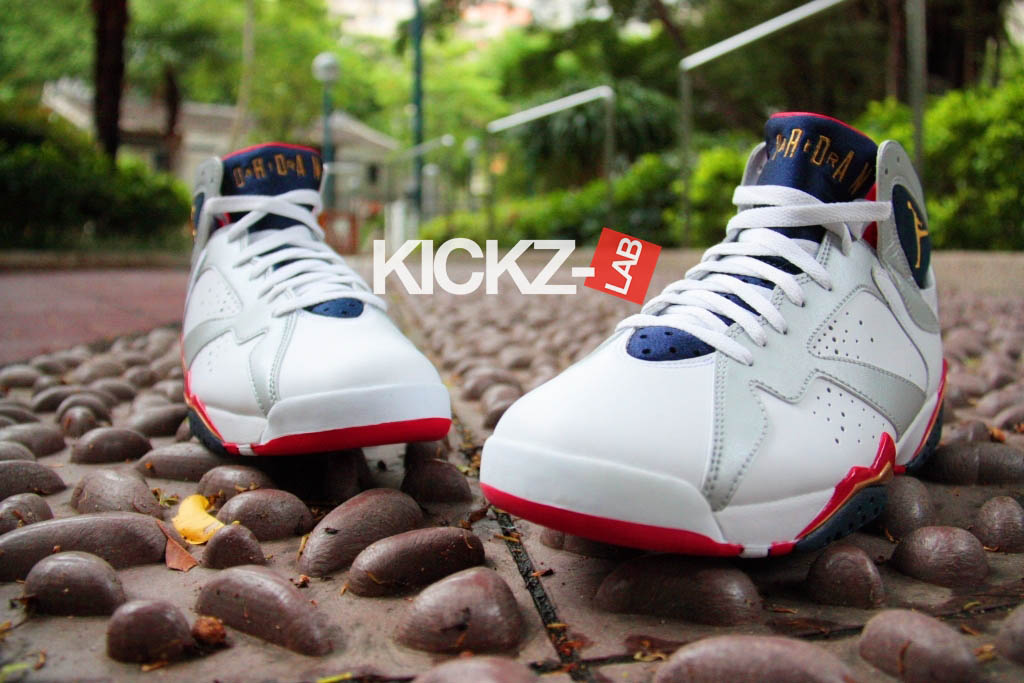 Air Jordan VII 7 Retro Olympic 304775-135 (2)