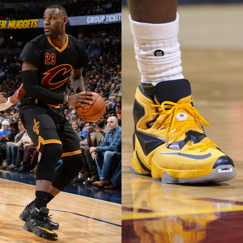 #SoleWatch NBA Power Ranking for January 3: LeBron James