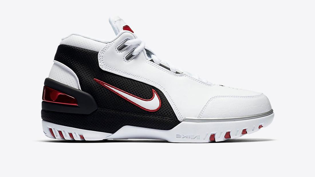Nike Air Zoom Generation Retro Varsity Crimson