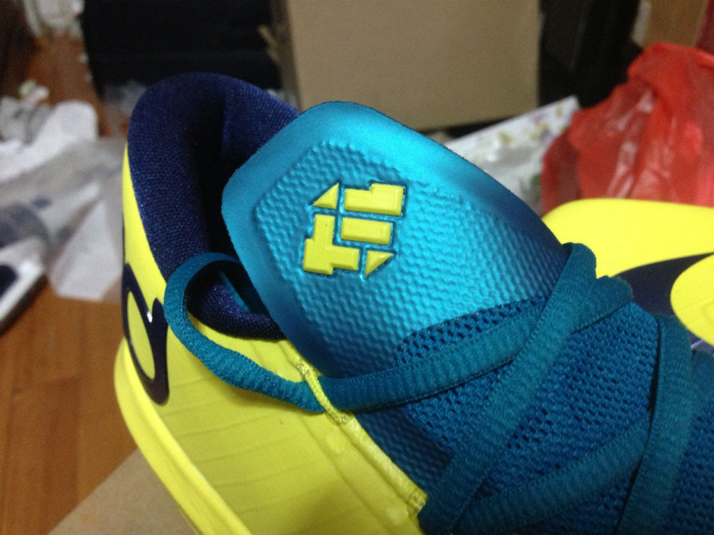 Nike KD VI Yellow Teal Navy 599424-700 (8)