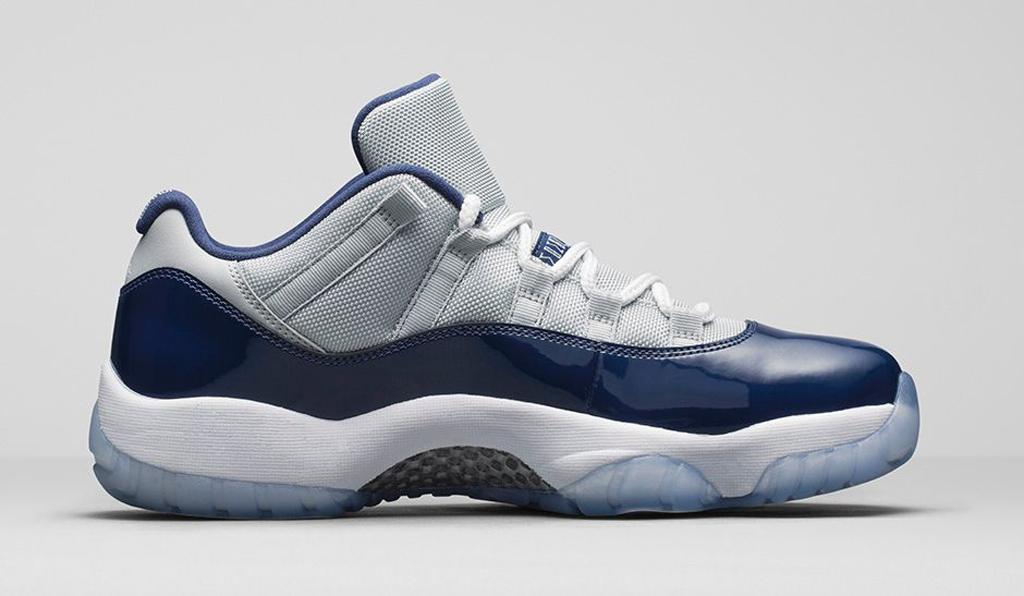 fbea541b8b73b1 How to Buy the  Hoyas  Air Jordan 11 Low on Nikestore