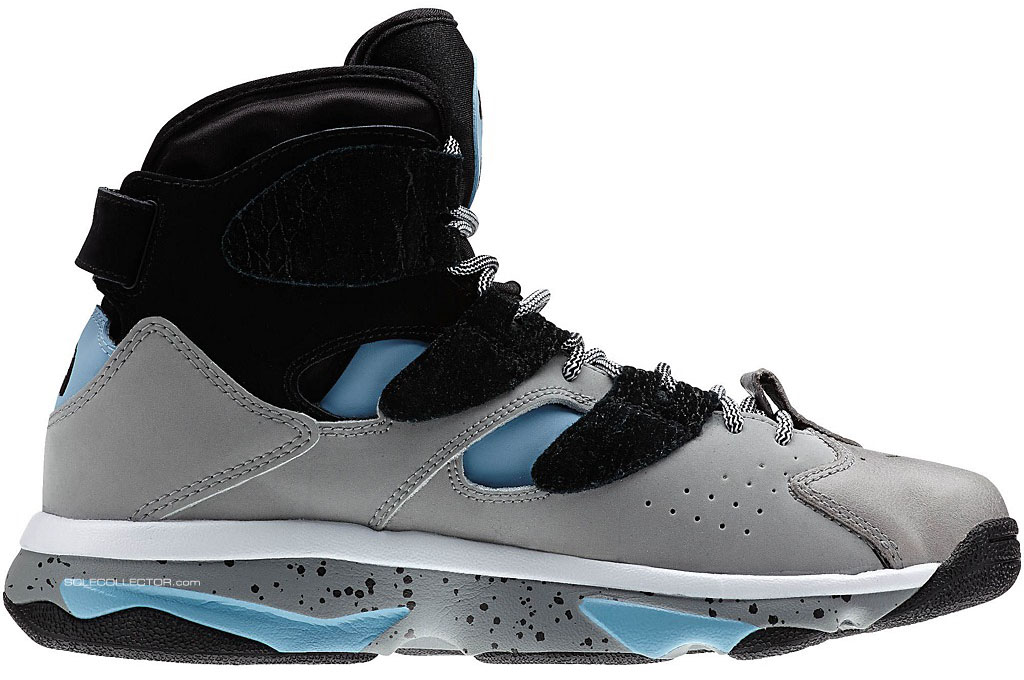 Reebok Instapump Shaq Attaq 4 Grey/Black-Blue (2)