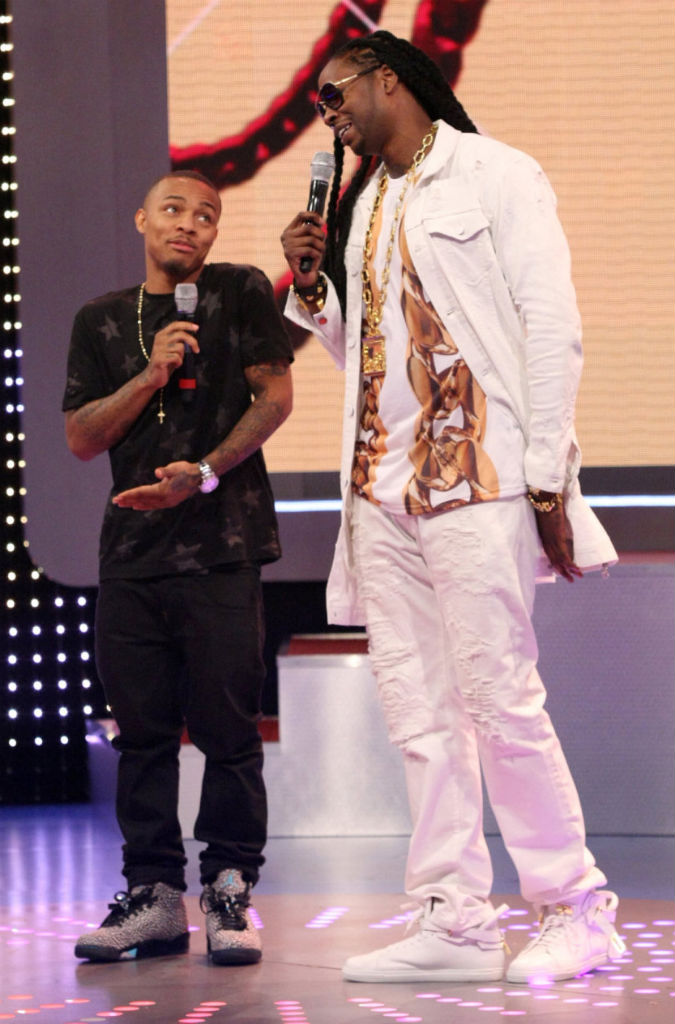 Bow Wow Wearing Air Jordan V 5 Retro 3Lab5 (2)