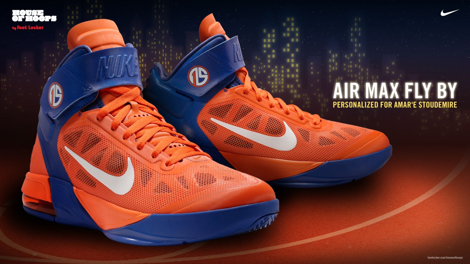 bef863a417a563 Nike Air Max Fly By Amare Stoudemire
