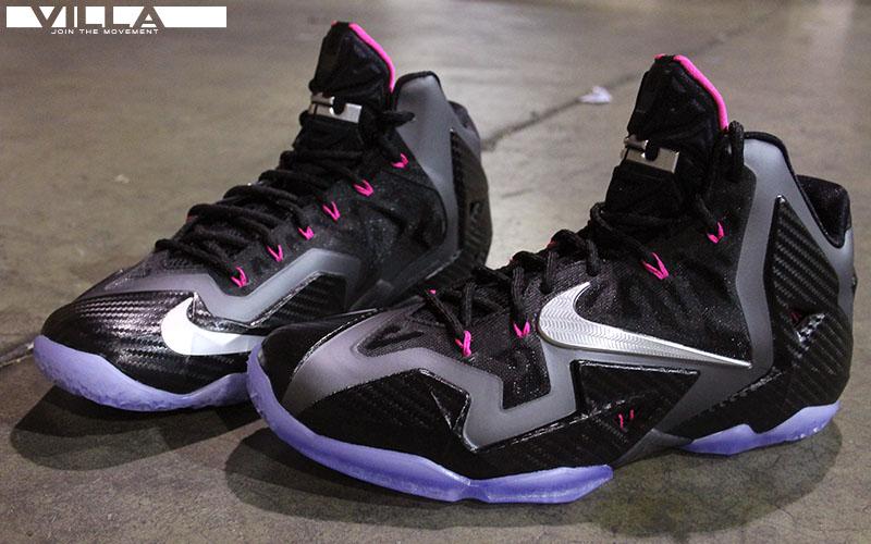 size 40 73fef 5e433 Nike LeBron 11  Miami Nights  (1)