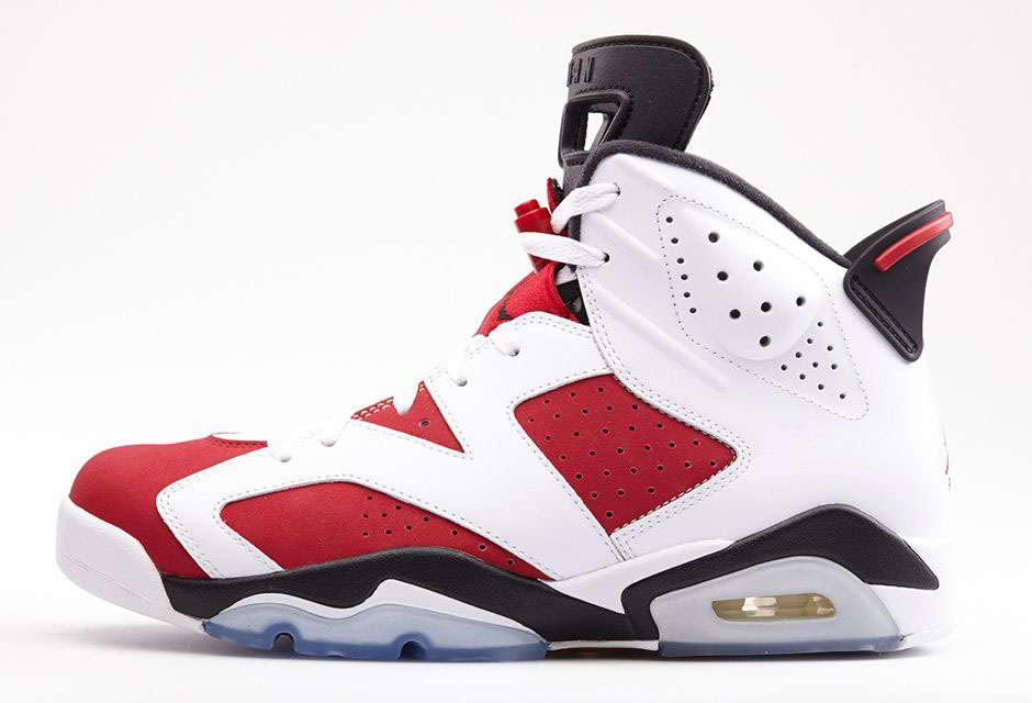 461408566f31 An Official Look at the  Carmine  Air Jordan 6 Retro