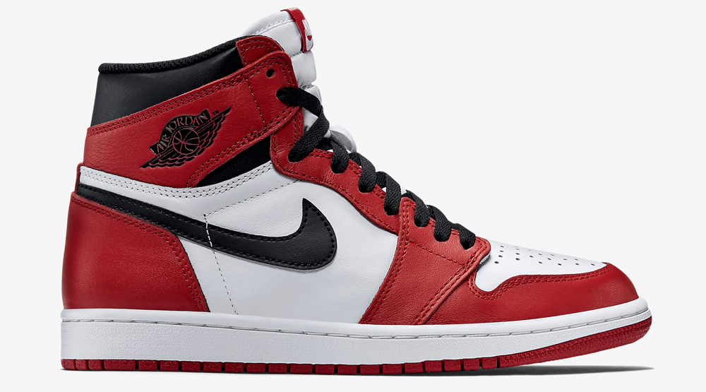 Portero refugiados Lavandería a monedas  Nike Just Restocked 'Chicago' Air Jordan 1s and More | Sole Collector